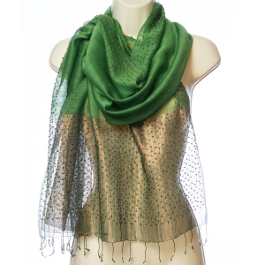 Green Copper Shawl
