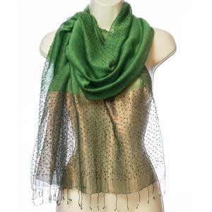 Green Copper Shawl